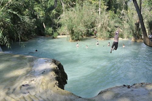 Kouangxi Water Fall