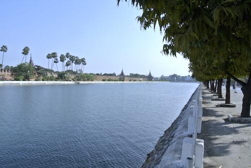 Canale intorno Nann Twin - Mandalay