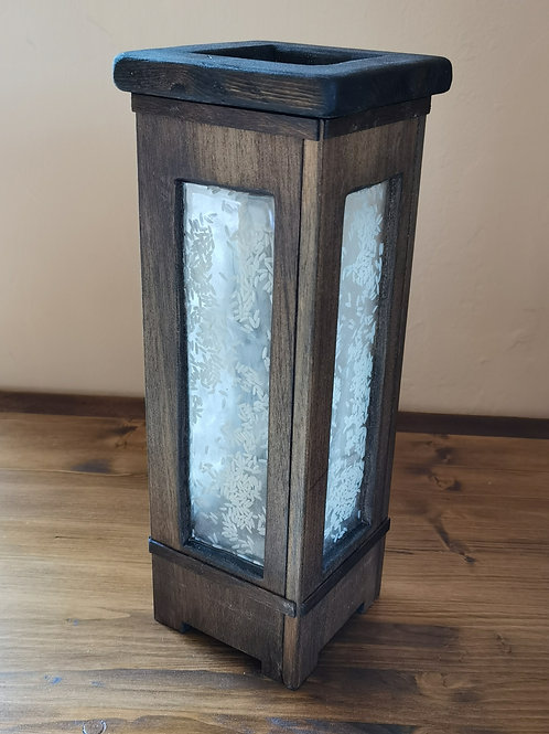 Rice Tower Lamp