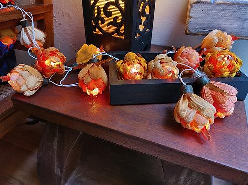 Flowers Deco Lamp