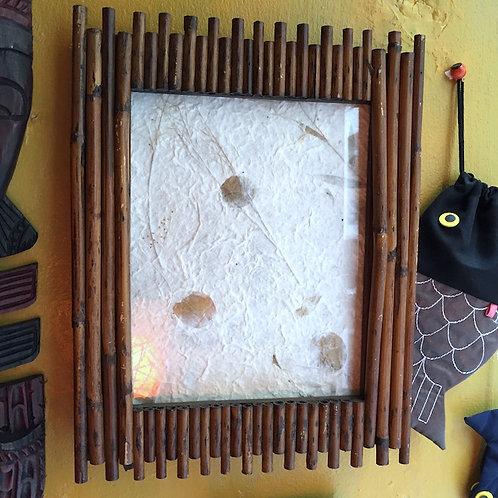 Bamboo Castle Frame