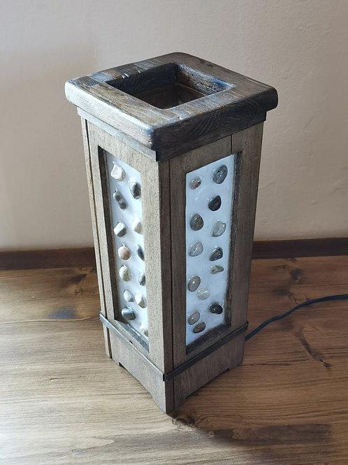 Stone Tower lamp