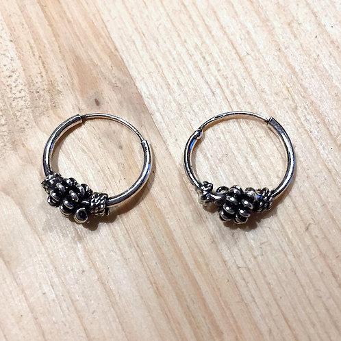 Deco Ring Earrings
