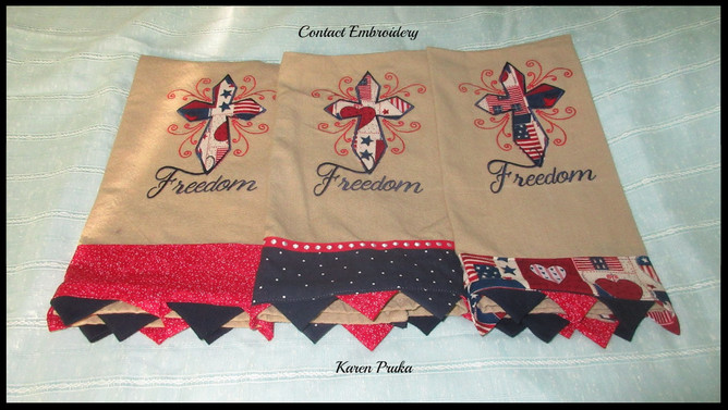 Freedom All handmade in USA