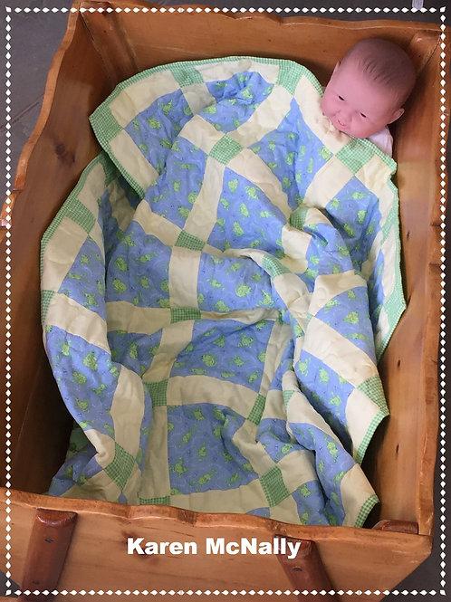 Toddler/Crib quilt