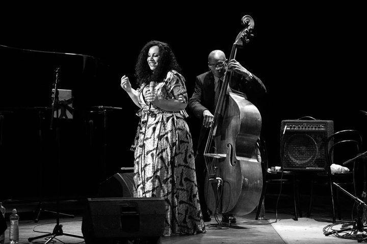 Hanka G NYC Quartet tour - Zilina Theater