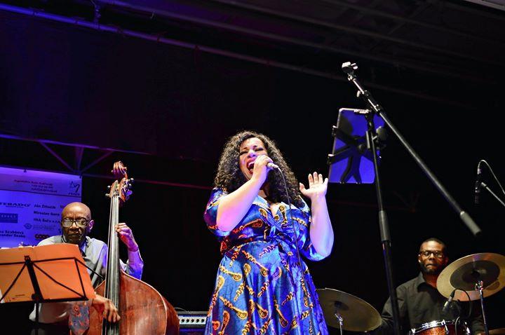 Hanka G NYC Quartet tour - Jazz Fest Sala