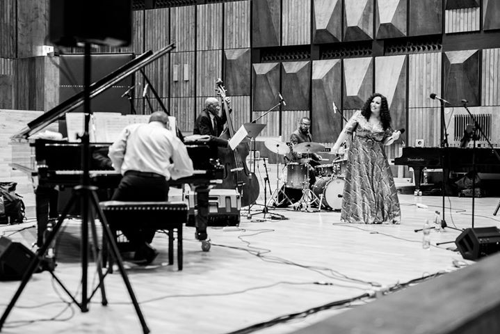 Hanka G NYC Quartet Tour 2018 - Slovak Radio Hall