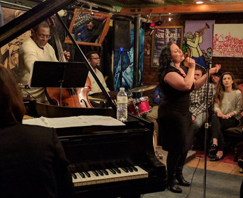 Taru Alexander's quartet