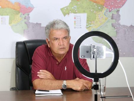 Senador Petecão participa de audiência com o ministro da saúde