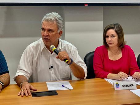Senador Petecão participa da Assembleia geral ordinária da AMAC