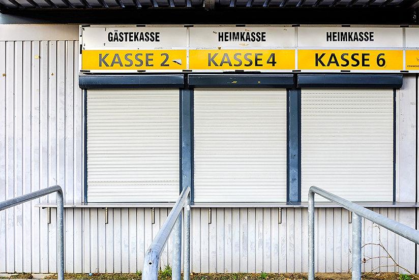 """Daniel Baumann """"STADION 1 KASSEN"""""""