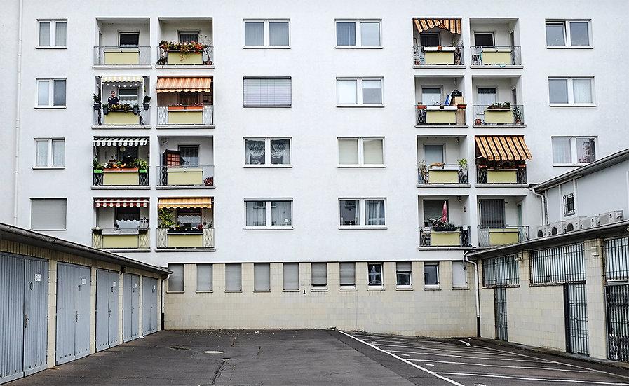 "Daniel Baumann ""FFM CITY 2 GARAGENHOF"""