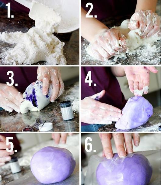 рецепт мастики из маршмеллоу. рецепт с фото. расплавить маршмеллоу на водяной бане