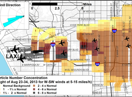 RESIDENTS AROUND O'HARE BREATHING TOXIC POLLUTANTS- FAiR JANUARY NEWSLETTER PART 1
