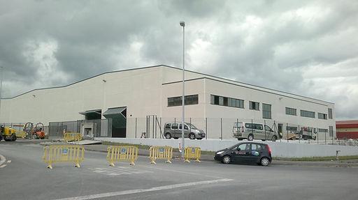 Pabellón industrial Sondika