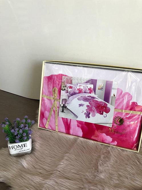 Спален комплект памучен сатен TITA