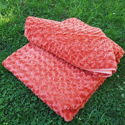 Le Vele Red Rose Blanket
