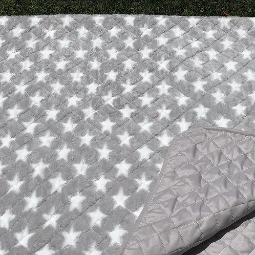 Зимна покривка за легло