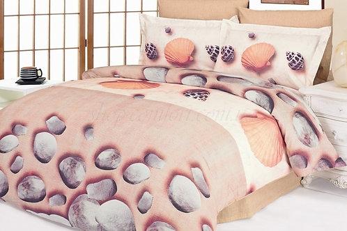 Спален комплект памучен сатен SHELL