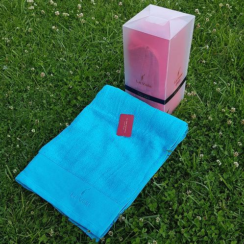 Памучна хавлиена кърпа /Le Vele Zero Twist Towel Turquoise