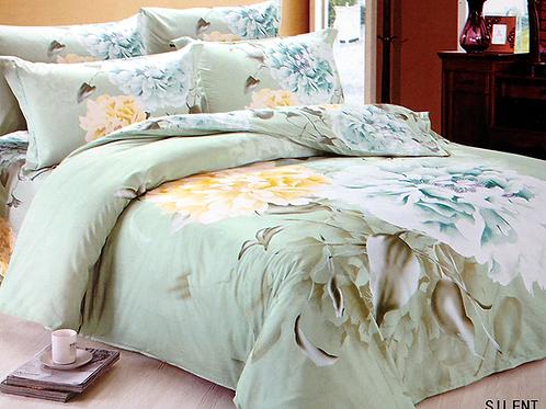 Спален комплект памучен сатен SILENT