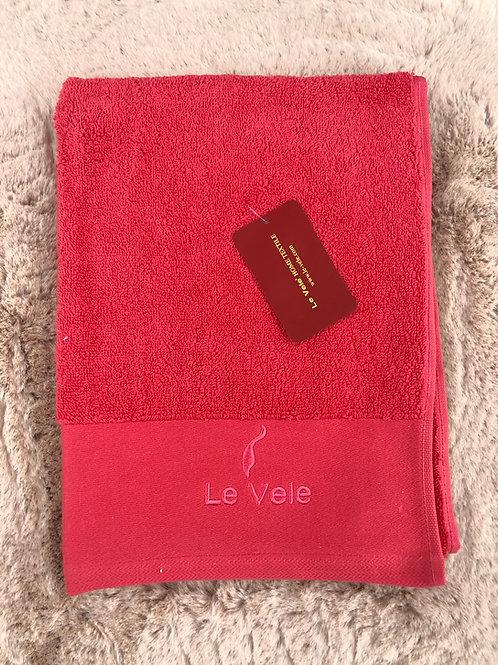 Памучна хавлиена кърпа Tomato