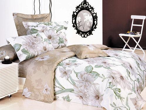 Le Vele Basuri Exclusive Cotton Satin Bed Set