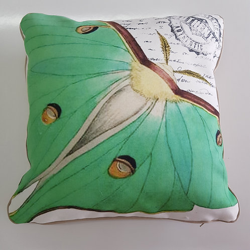 Moth Decorative Pillow