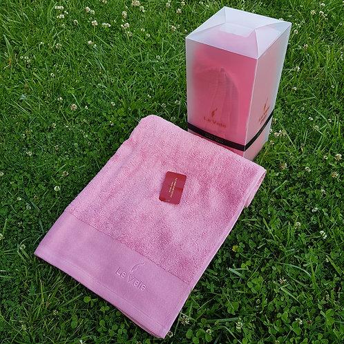 Le Vele Towel Zero Twist Pink