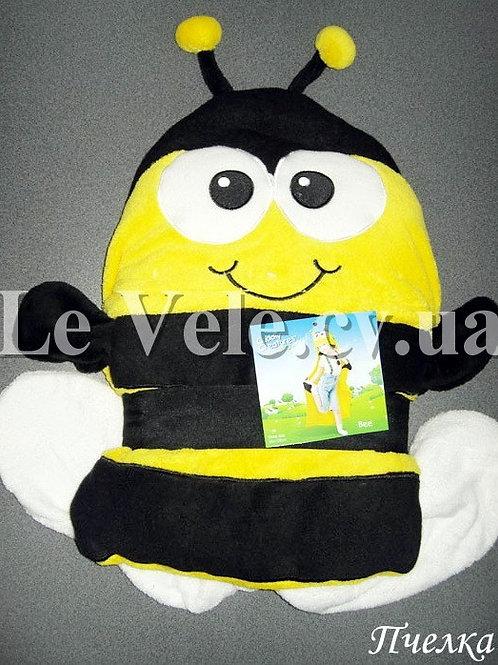 Детско халатче/одеяло Пчеличка