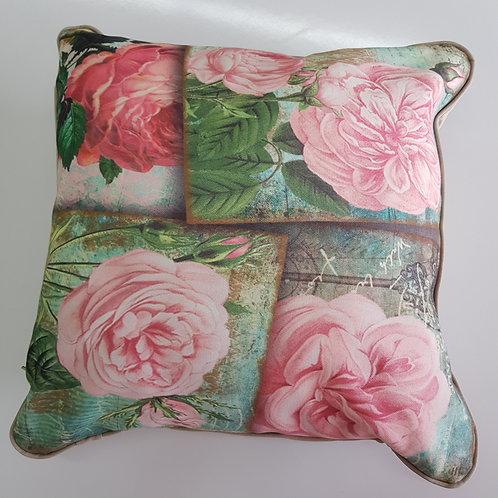 Rose Decorative Pillow