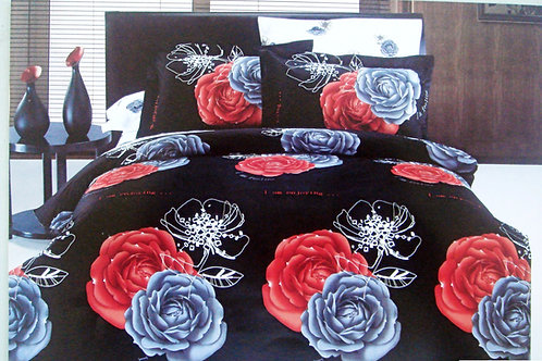 Cпален  комплект памучен сатен/Le Vele Daily bed set LIONA