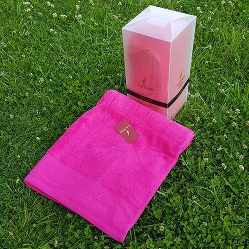 Памучна хавлиена кърпа /Le Vele Towel Zero Twist Fushia