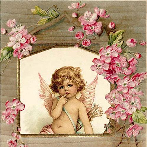 Декоративна възглавница /Angel Decorative Pillow