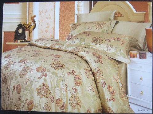 Le Vele Marbella Pure Silk Bed Set