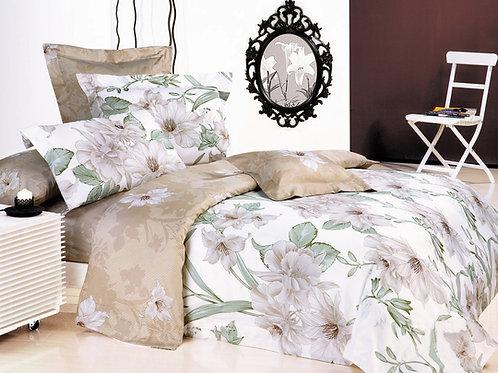 Спален комплект памучен сатен BASURI