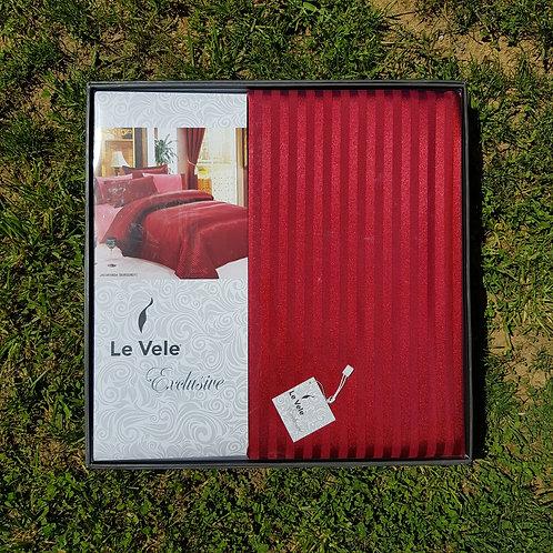 Cпален  комплект /Le Vele Jakaranda (Burgundy)
