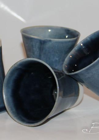 Gobelets porcelaine