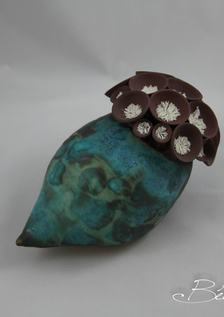 Cocon fleurs de mer 3