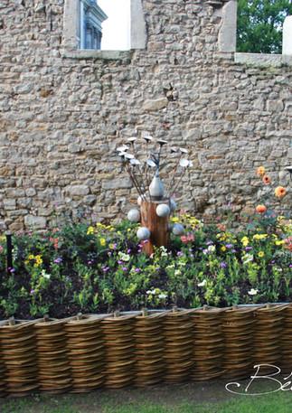 Jardins de la cathédrale de Toul