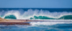 Jakes Point (Jacques Point) Monster Surf/Wave - Kalbarri, Western Australia