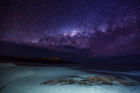 Red Bluff Milky Way