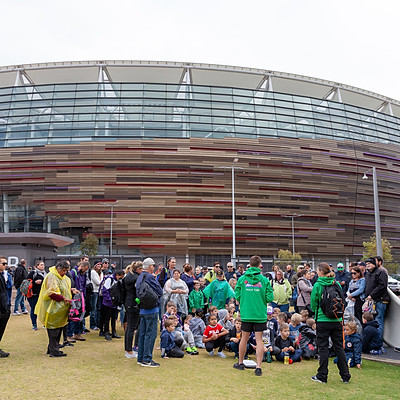 Kalbarri Auskick at Perth Stadium