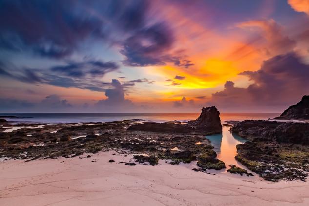 Dolly Beach Sunrise