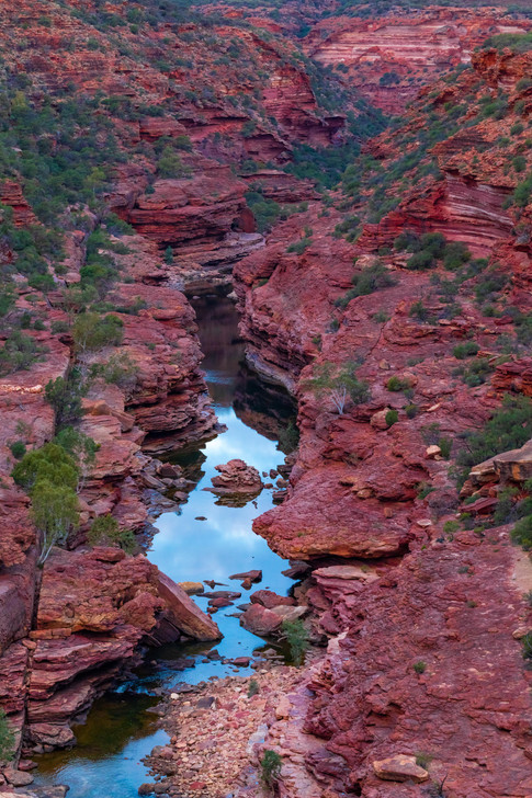 Z-Bend Gorge Red
