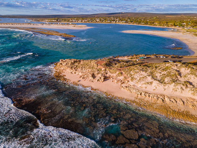 Kalbarri - Where the river meets the ocean