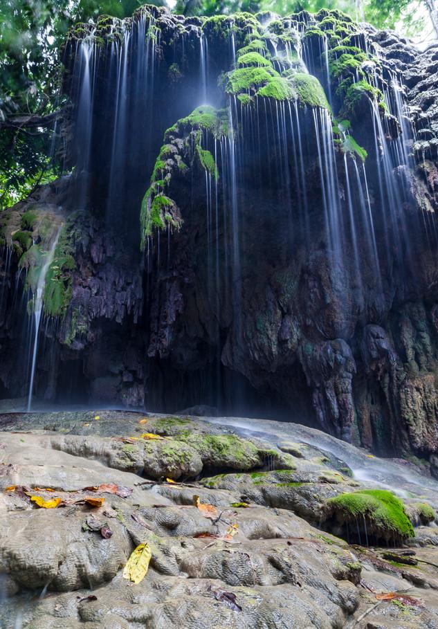 Hugh's Dale Waterfall
