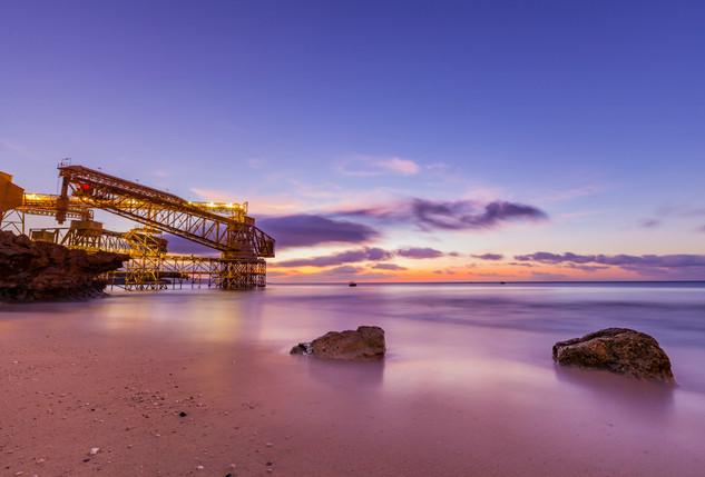 Isabel Beach Sunset