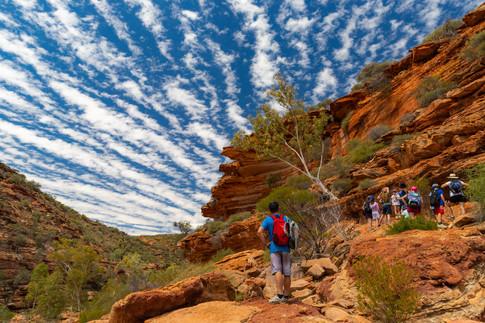 Four Ways Gorge Views